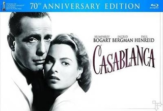Casablanca - Blu-ray cover