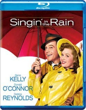 Singin' In The Rain - Blu-ray cover