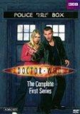 Doctor Who (The Complete 1st Series) - UMD cover