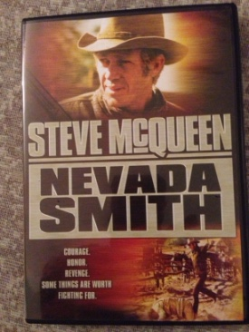 Nevada Smith -  cover