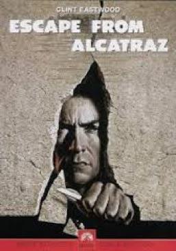 Escape from Alcatraz - Betamax cover