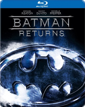 Batman Returns - Blu-ray cover