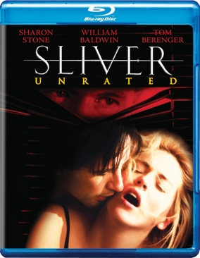 Sliver - Blu-ray cover