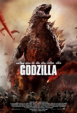 Godzilla - DVD cover