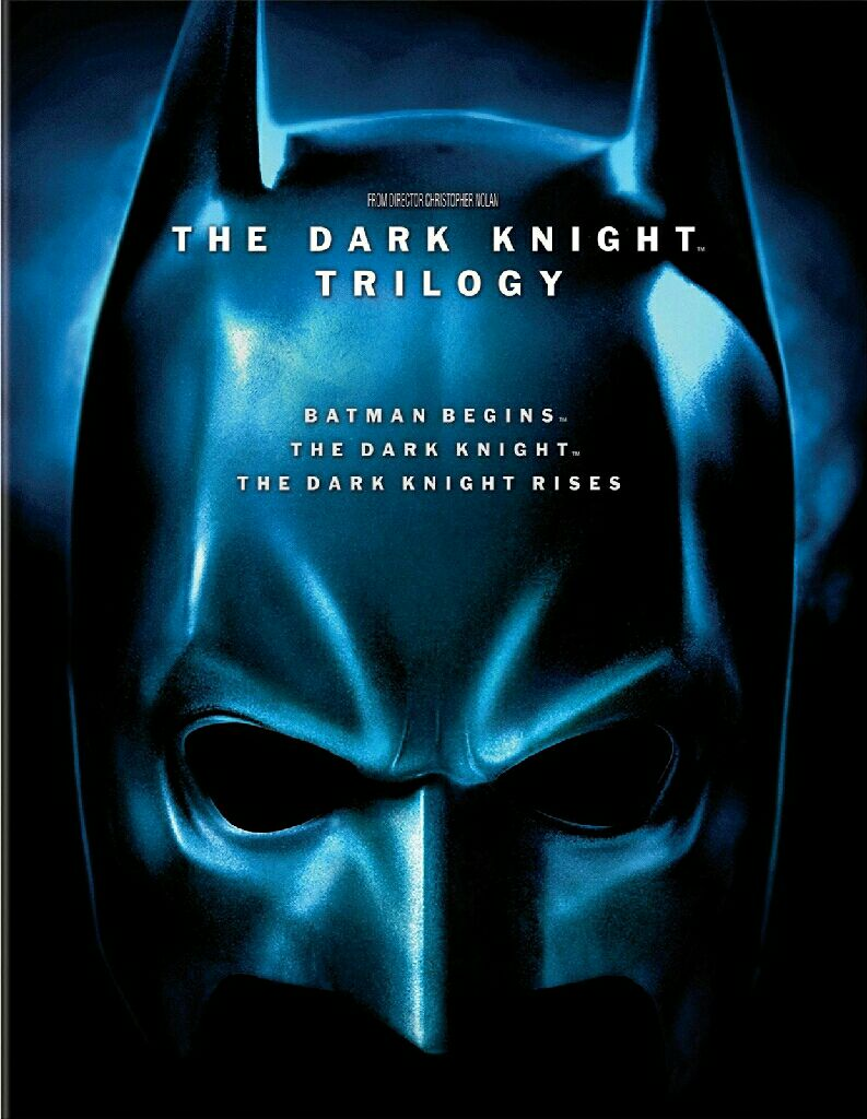 Batman: The Dark Knight Trilogy (DC) -  cover
