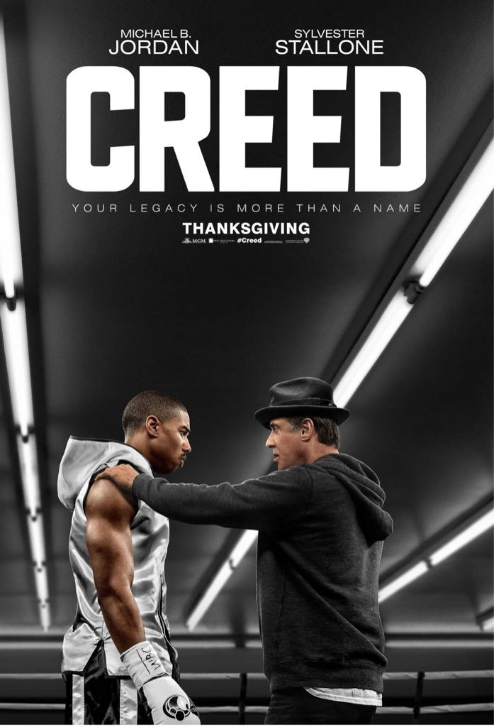 Creed - Blu-ray cover