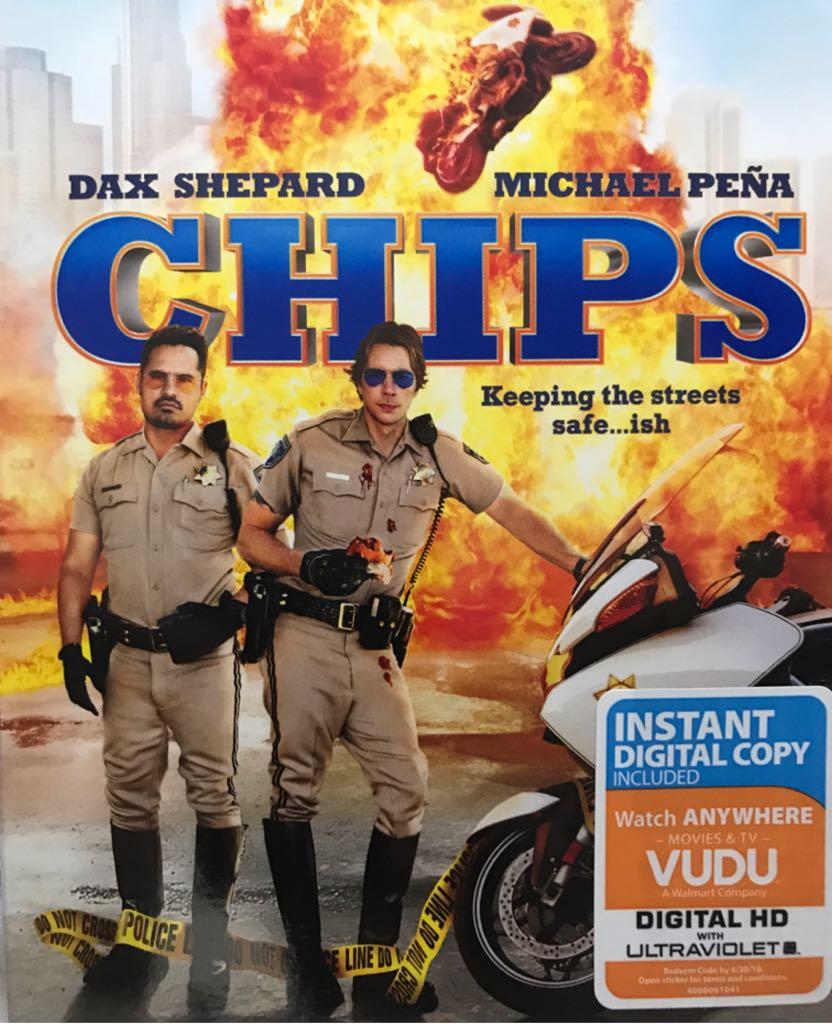 Dvd Flick Chip
