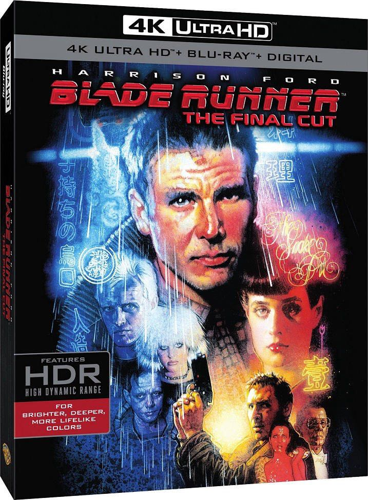 Blade Runner The Final Cut -  cover