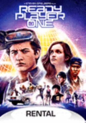 Ready Player One - DVD cover
