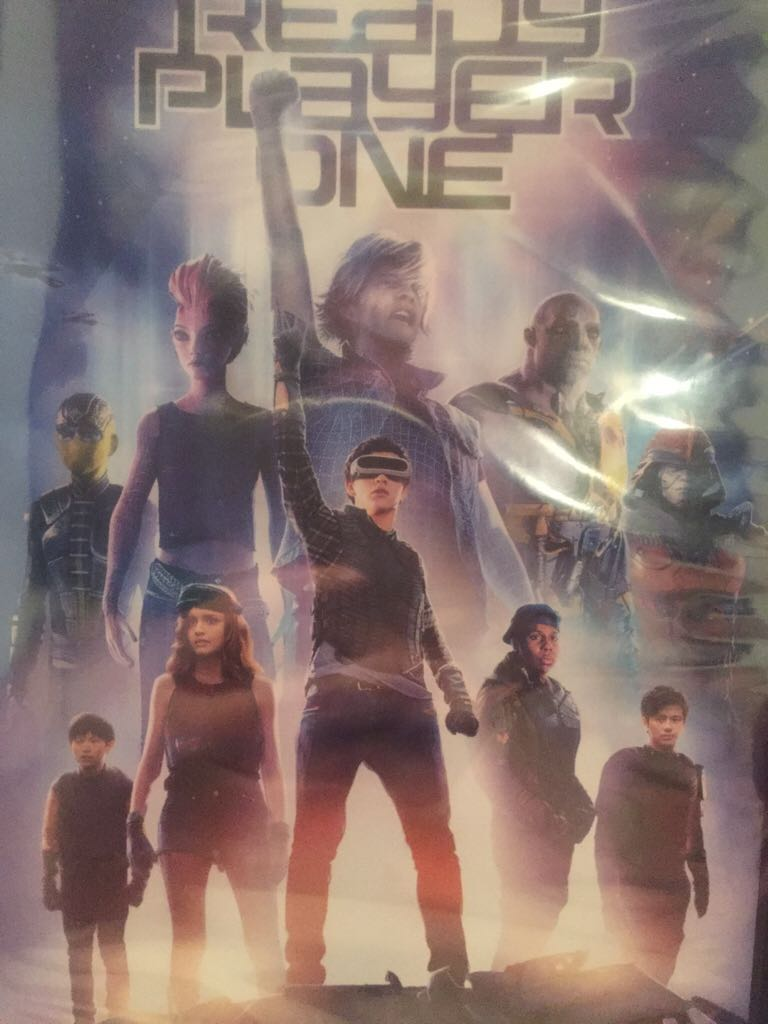 G46: Ready Player One -  cover