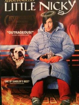 Little Nicky - DVD cover