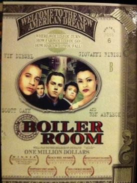 Boiler Room - DVD cover