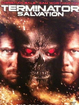 Terminator Salvation - DVD cover