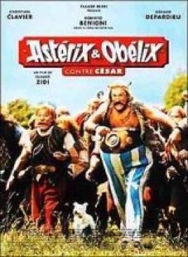 Asterix & Obelix vastaan Caesar (Asterix And Obelix Versus Caesar) - Video CD cover