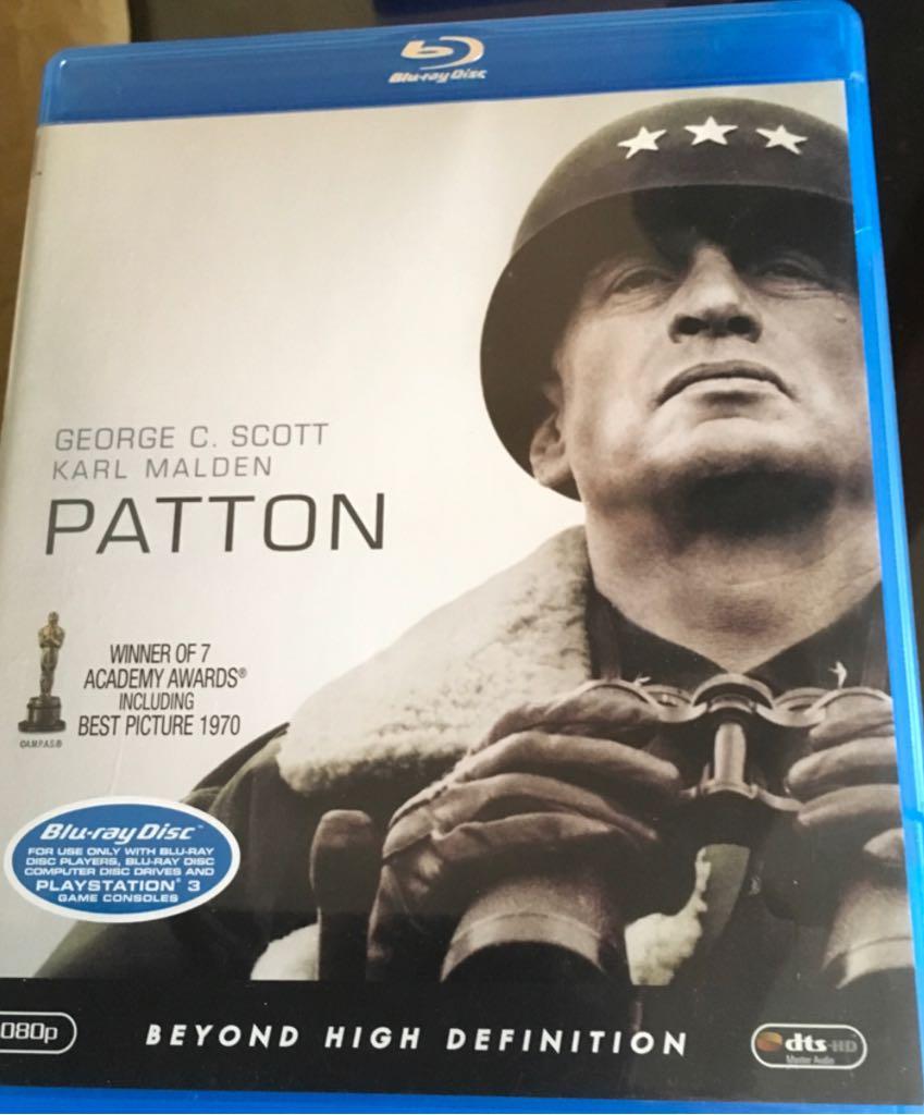 Patton -  cover