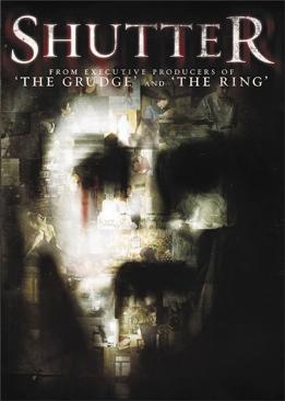 Shutter - DVD cover