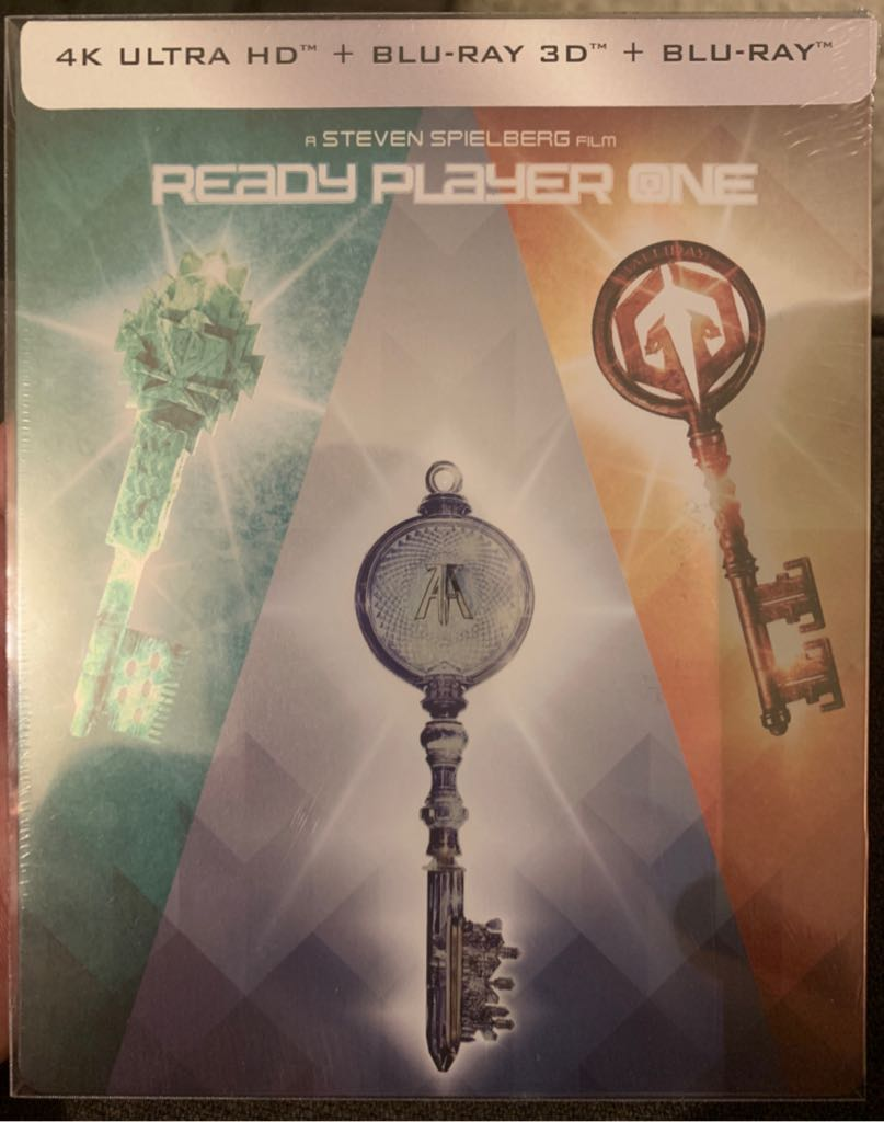 Ready Player One -  cover