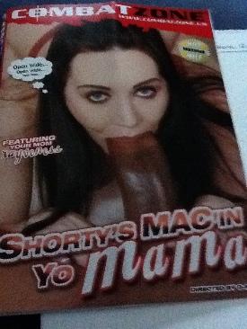 Shortys Macin Yo Mama Dvd Cover