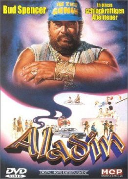 Aladin - DVD cover