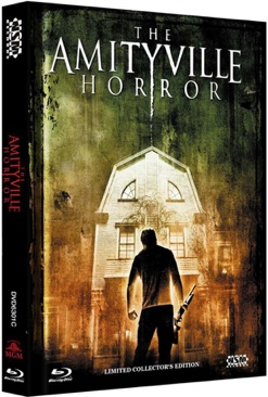 The Amityville Horror - Blu-ray cover