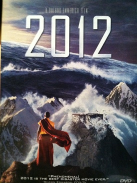 2012 - DVD cover