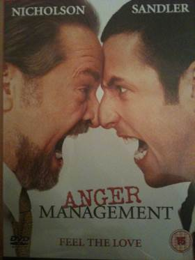 Anger Management - DVD cover