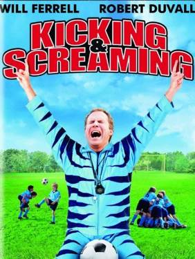 Kicking and Screaming -  cover
