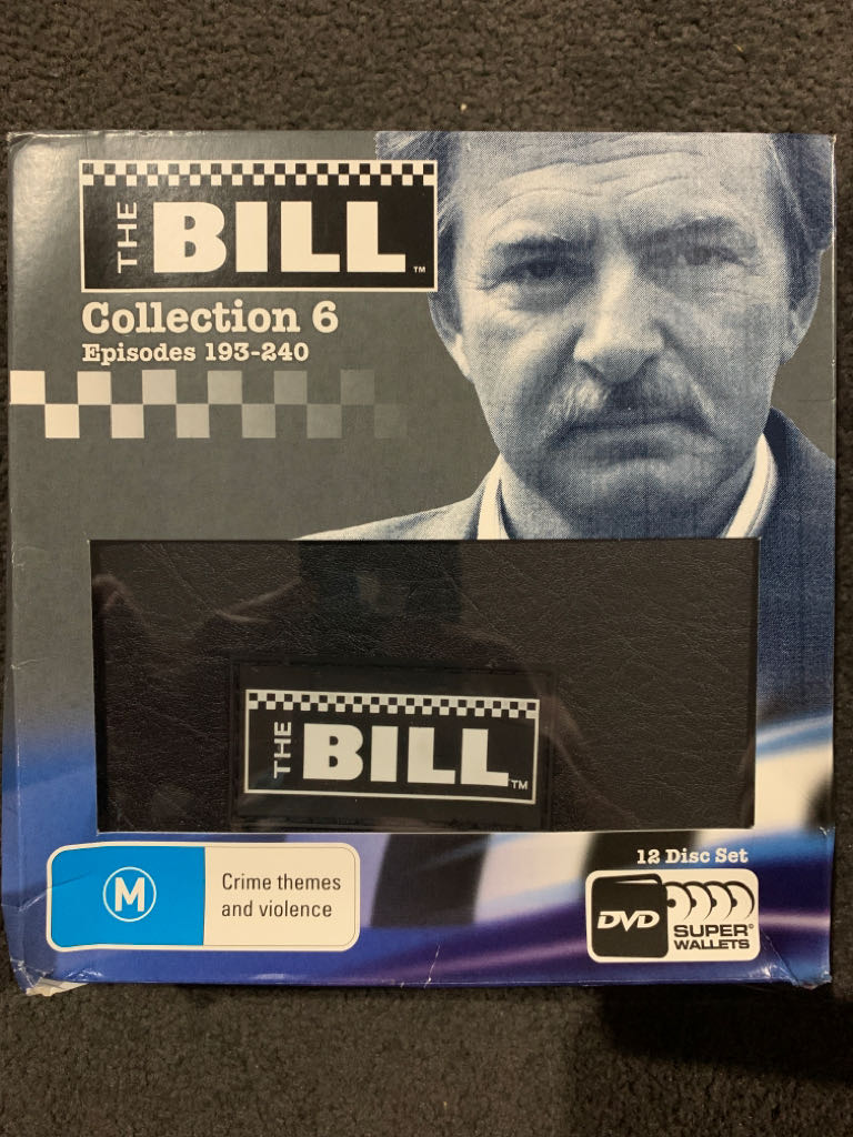The Bill -  cover