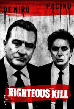 Righteous Kill - DVD cover