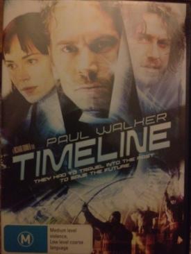 Timeline -  cover