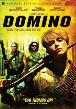 Domino - DVD cover