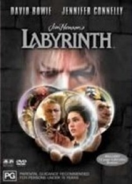 Labyrinth - David Bowie - DVD cover