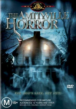 The Amityville Horror - DVD cover