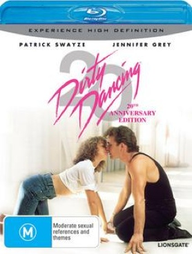 Dirty Dancing - Blu-ray cover