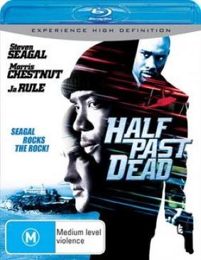 Half Past Dead (2002) - Blu-ray - 9317731064029