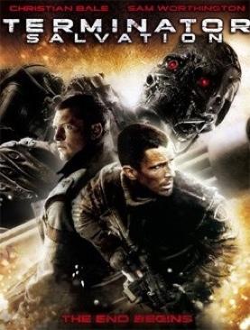 Terminator 4: Salvation - HD DVD cover