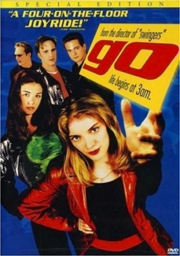 Go - DVD cover