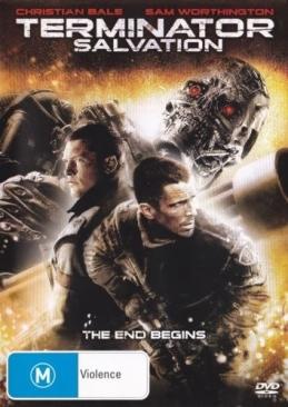 Terminator: Salvation - DVD cover