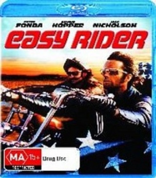 Easy Rider - Blu-ray cover