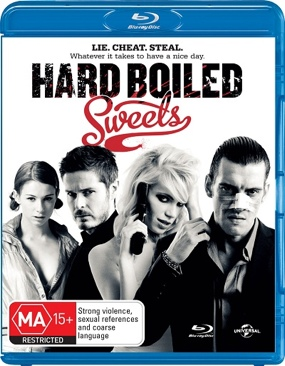 Hard Boiled Sweets - Blu-ray cover