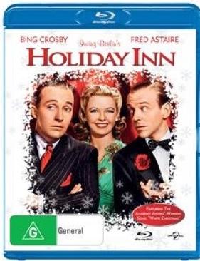Holiday Inn - Blu-ray cover