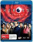 Heroes Reborn -  cover