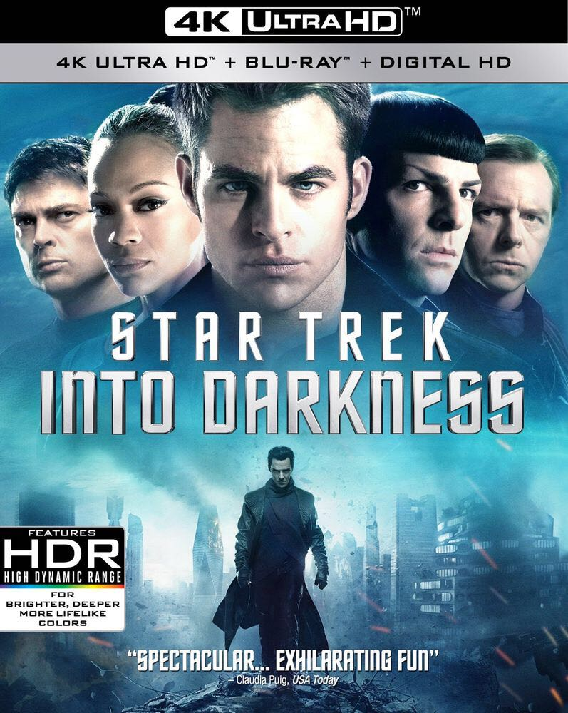Star Trek : Into Darkness -  cover