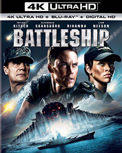 Battleship -  cover
