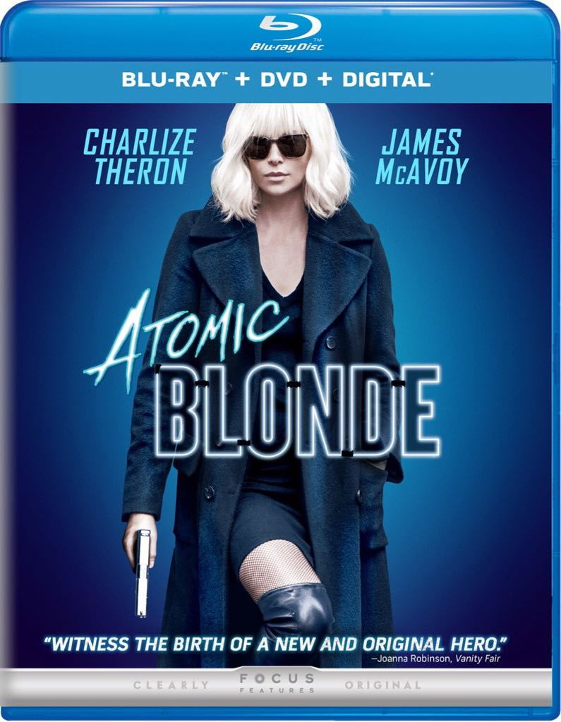 Atomic Blonde  Parents Guide  IMDb