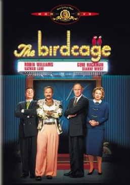 The Birdcage - DVD cover