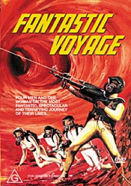 Fantastic Voyage - DVD cover