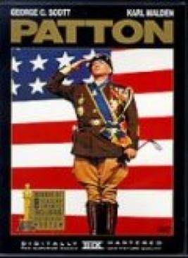 Patton - DVD cover