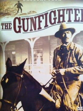 The Gunfighter - DVD cover