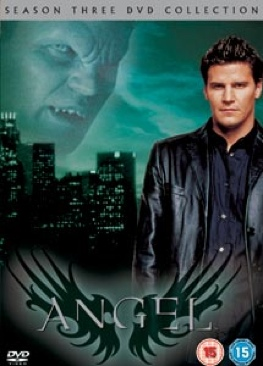 Angel - DVD cover